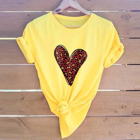 T-shirt New Fashion Love pour la Saint-Valentin NHSN307415's discount tags