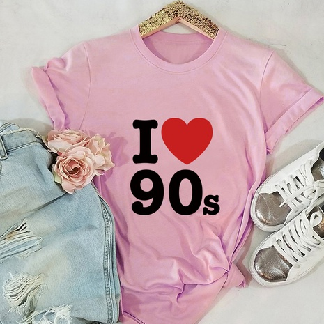 Valentine's Day letters t-shirt  NHSN307419's discount tags