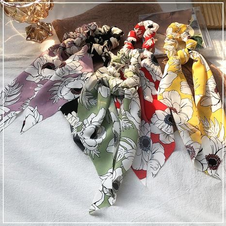 gomas para el pelo con cintas adornadas simples NHOF307884's discount tags