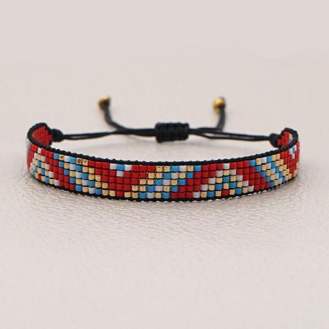 Retro geometrische Perlen böhmischen Armband NHGW307945's discount tags