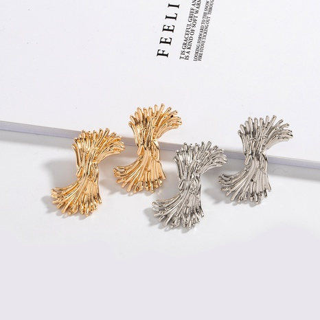 Fashion simple retro earrings NHAI308014's discount tags