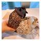 retro floral bow headband  NHHD308042