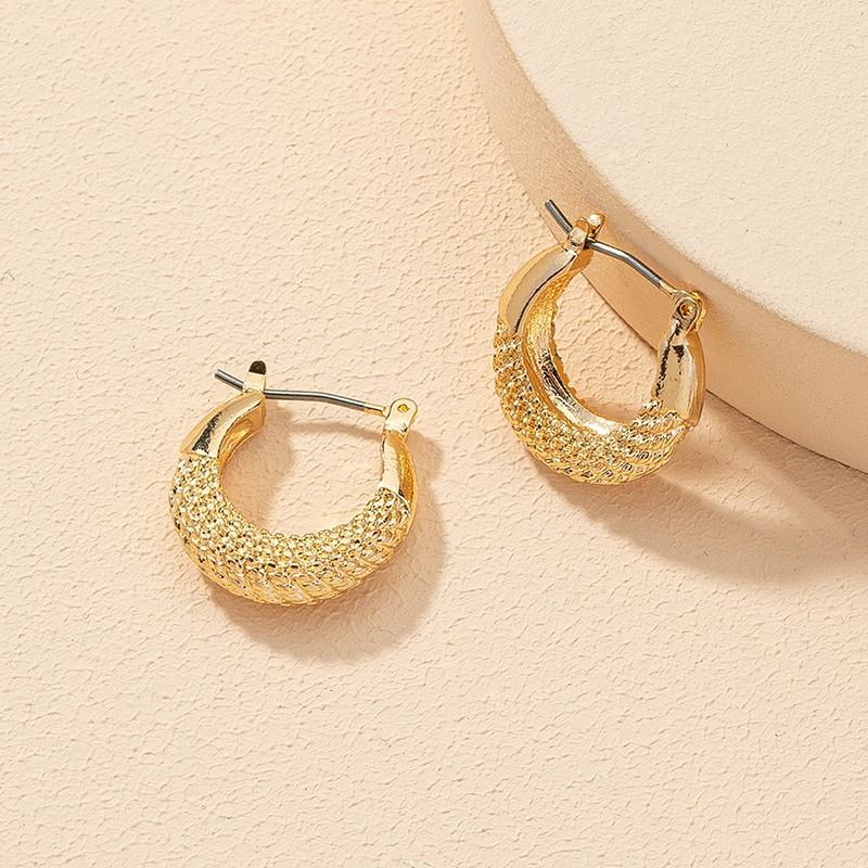 fashion metal fashion earrings NHGU308058
