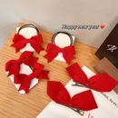 simple fashion bow hairpin hair rope NHCQ308090