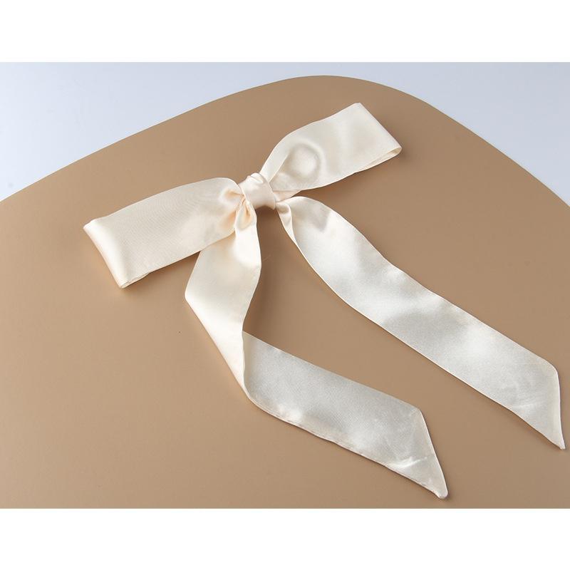 fashion bow hairpin hair rope NHCQ308085
