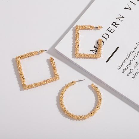 simple geometric earrings NHAI308496's discount tags