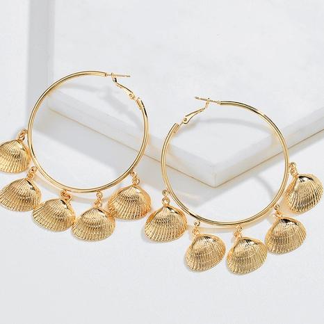 Großhandel Mode Muschelschale Bohemian Ohrringe NHAI308616's discount tags