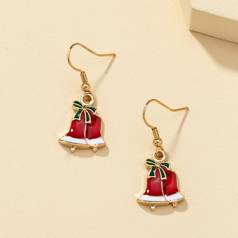 fashion hat pendant earrings necklace set NHQJ308663
