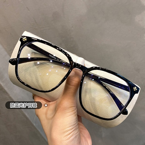 new simple fashion flat mirror frame glasses NHKD308283's discount tags