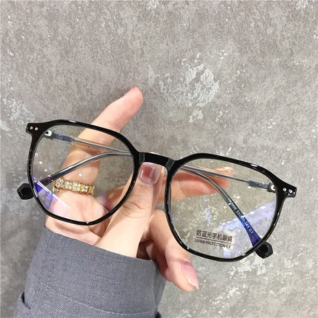 Ultralight TR90 new plain glasses NHKD308302's discount tags