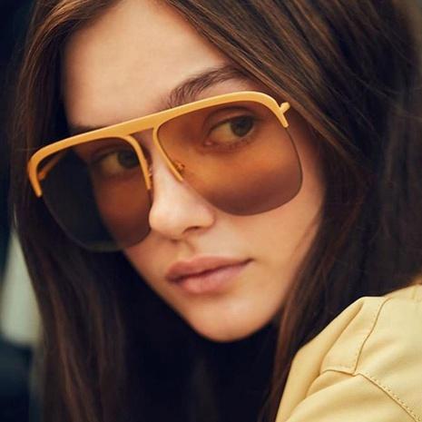 new simple fashion retro sunglasses NHKD308303's discount tags