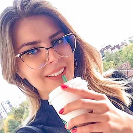 fashion trendy glasses frame glasses  NHFY308317's discount tags