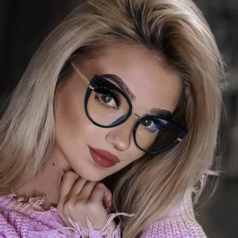 fashion cat eye TR90 anti-blue glasses NHFY308324's discount tags