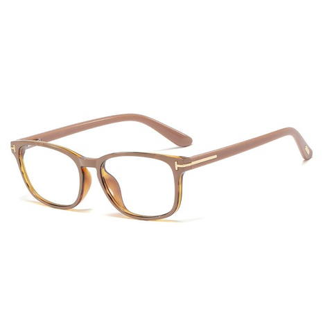 new trendy square frame glasses NHFY308338's discount tags