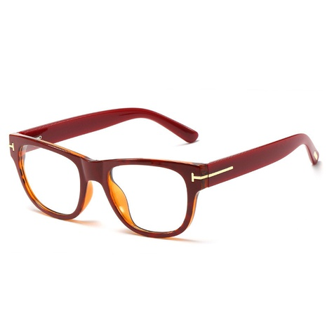 New Retro TR90 Optical Glasses NHFY308340's discount tags