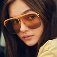 NHKD1404434-As-shown-Gold-frame-gray-piece