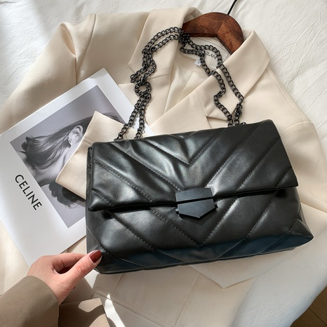 nouveau sac tendance sous les bras à une épaule NHRU308775's discount tags