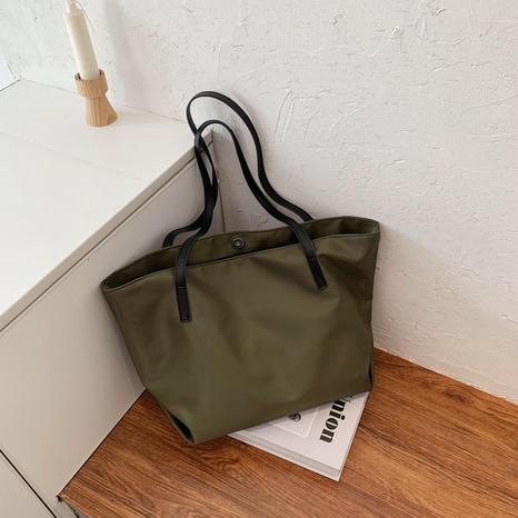 sac cabas simple à une épaule NHRU308791's discount tags