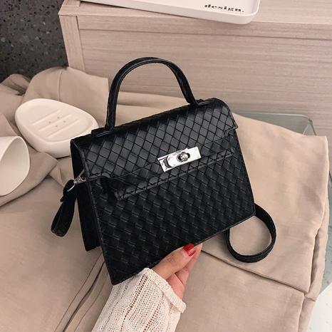 sac à bandoulière simple motif crocodile à la mode NHRU308792's discount tags