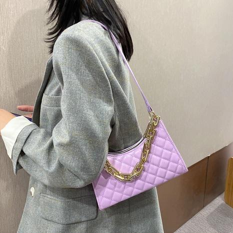 nueva bolsa de hilo de bordado de rombo salvaje de moda de moda NHRU308894's discount tags