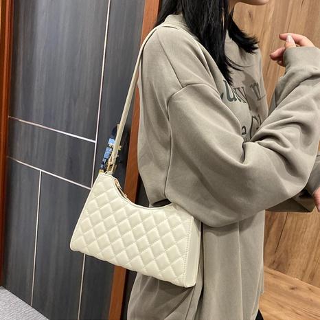 nueva cadena de moda salvaje bolso romboide de moda NHRU308895's discount tags