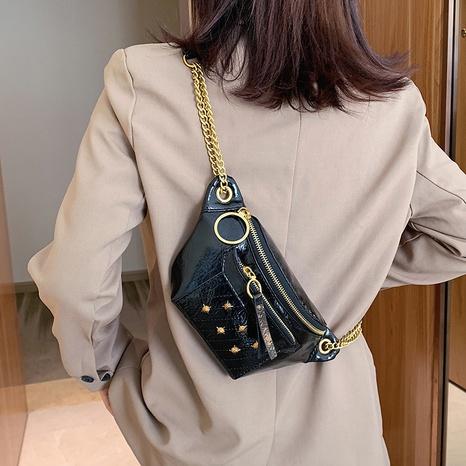 Sac de taille à la mode coréenne NHRU309051's discount tags