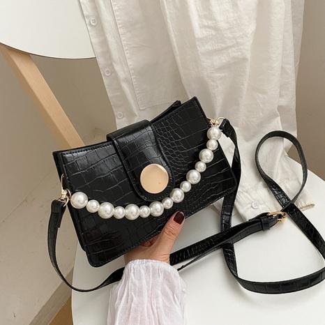 sac à bandoulière en perles de mode NHRU309104's discount tags