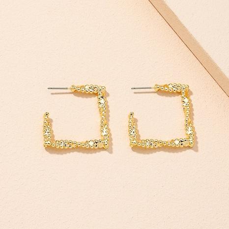 neue Mode geometrische unregelmäßige Ohrringe NHAI309233's discount tags