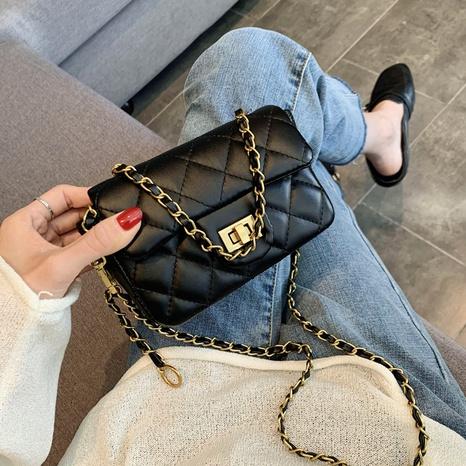 fashion shoulder messenger small square bag NHTG309262's discount tags
