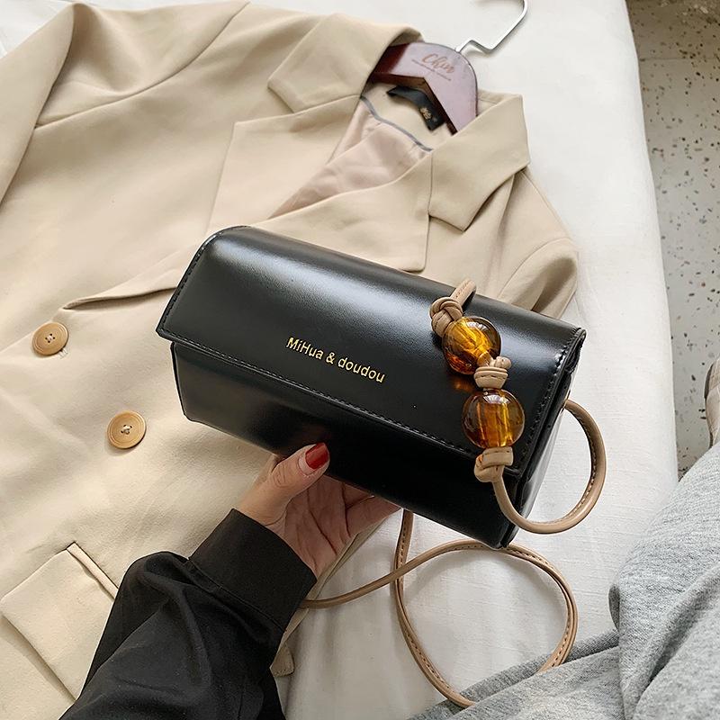 new trendy retro messenger cylinder shoulder bag NHTG309279