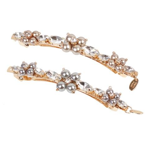 Pince à cheveux rétro en perles de Corée NHAR309433's discount tags
