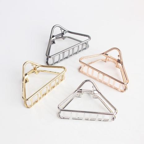 Einfacher Fangclip aus Dreieckslegierung NHAR309472's discount tags