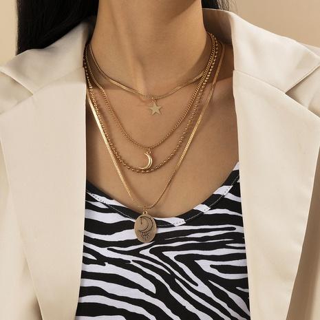 einfache runde Perlen Schlangenkette NHXR309630's discount tags