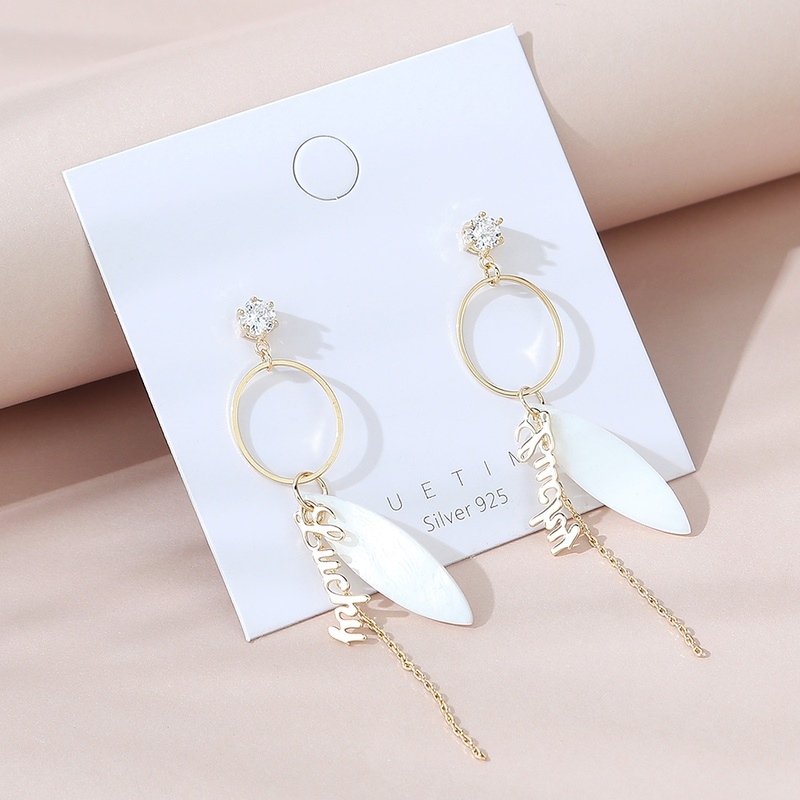 Korean fashion creative earrings NHPS309674