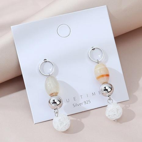 Retro-Mode wilde ethnische Stil Ohrringe NHPS309680's discount tags