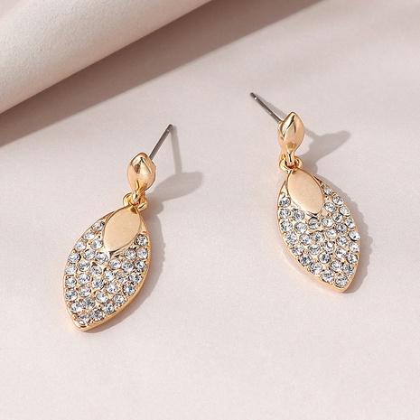 Korean fashion all-match earrings NHPS309716's discount tags