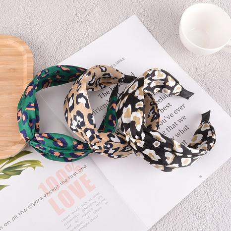 creative new retro cross-knotted headband  NHAQ309893's discount tags
