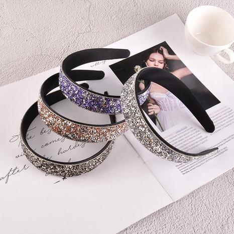 Diadema de diamantes de imitación de moda coreana NHAQ309895's discount tags