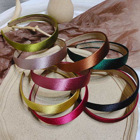 simple korea elegant retro headband NHAR309411's discount tags