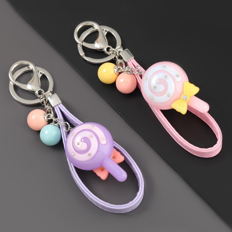 creative lollipop keychain NHJE310216