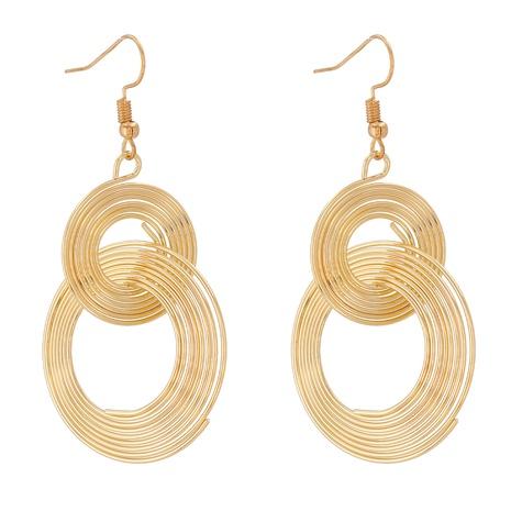 fashion chain hoop earrings NHJJ310312's discount tags