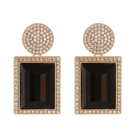 new creative rhinestone earrings NHJJ310322's discount tags