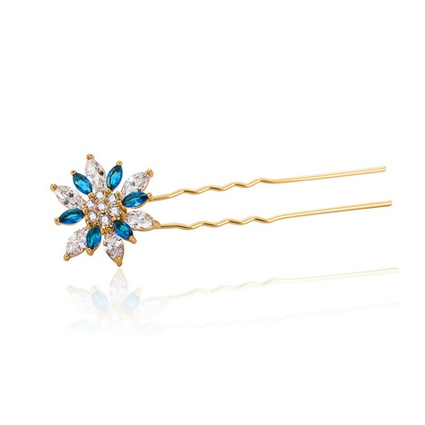 U-shaped Fashion Hairpin Wholesale  NHTM309954's discount tags