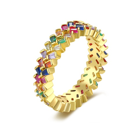 new Korean geometric ring  NHTM310020's discount tags