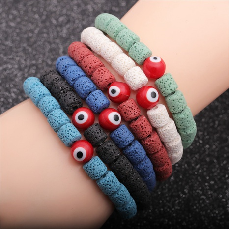 Volcanic Stone Bracelet  NHYL311138's discount tags