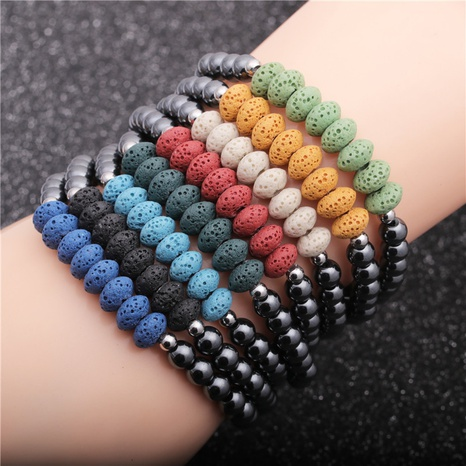 retro beaded bracelet  NHYL311141's discount tags