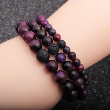 vintage volcanic stone bracelet  NHYL311143's discount tags