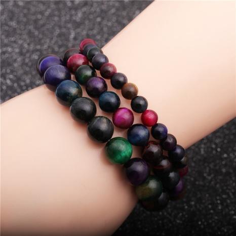 colorful beaded bracelet  NHYL311154's discount tags