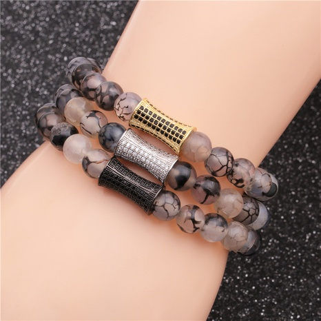 Retro Fashion Beaded Bracelet NHYL311204's discount tags