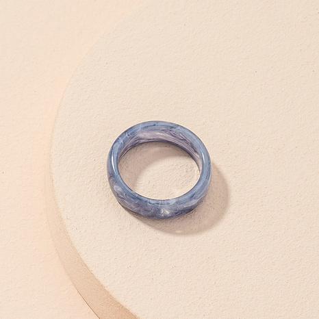 Korean simple retro acrylic ring NHAI311353's discount tags